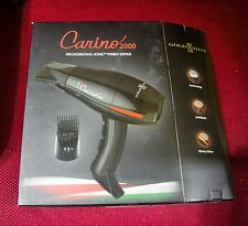Belson Gold 'N Hot Carino 2000 Professional Ionic Turbo Hair Blow Dryer GH3211