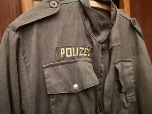 Polizei Overall Einsatzkombi Größe 52 Panzerkombi