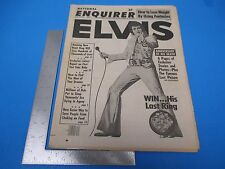 National Enquirer Magazine August 22 1978 Elvis Anniversary of His Death L226