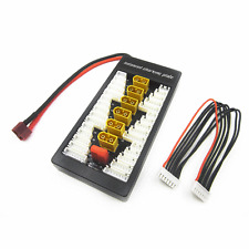Parallel Charging Board Balance T Plug Lipo 2-6S Multiple XT60 Battery Charger