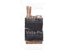 Vista Pro Automotive 398346 Heater Core