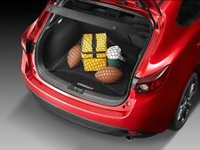 Mazda 3 Skyactiv 2014-2016 Hatchback OEM rear cargo net 0000-8K-L61 with hooks