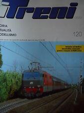 I Treni 120 - Ferrovie sul Baltico -Locomotive nascoste - Test E 444 r  [TR.29]
