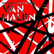 VAN HALEN (THE BEST OF BOTH WORLDS - GREATEST HITS 2CD SET SEALED + FREE POST)