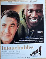 Olivier Nakache Eric Toledano signed Francois Cluzet The Intouchables 8x10 photo
