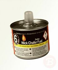 More details for zodiac cw6 chafer wick chafing fuel 6 hour