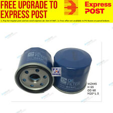 Wesfil Oil Filter WZ445