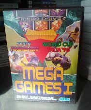 Mega games 1 sega megadrive PAL  nuovo