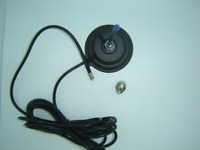 Large Magnetic Base 145 mm with lead and connector & 1/4 Wave Antenna