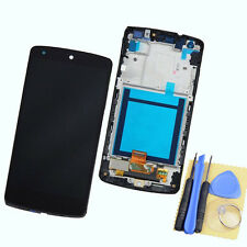LCD Touch Screen Digitizer w/ Frame Assembly for LG Google Nexus 5 D820 D821 OEM