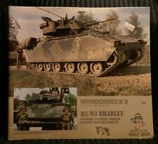 Verlinden Productions WarMachines No.5 M2 / M3 Bradley Infantry Book 580