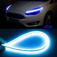30CM Auto LED Strip Turn Signal Switchback Indicator DRL Daytime Running Lights