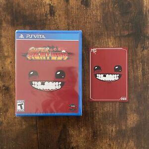 Sony PSVITA — Limited Run Games: Super Meat Boy #223