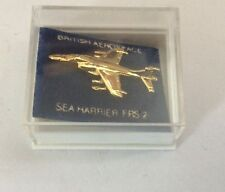 NOS Clivedon Collection BAe Sea Harrier FRS2 Tie Pin qty 1 (BX)