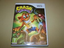 Crash Bandicoot: Mind Over Mutant Wii **New & Sealed**