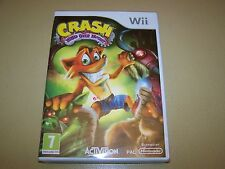 Crash Nasenbeutler: Mind Over Mutant Wii ** Neu & Versiegelt **