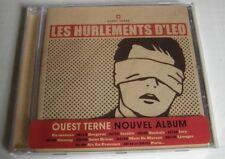 LES HURLEMENTS D'LEO (CD) OUEST TERNE -  NEUF SCELLE