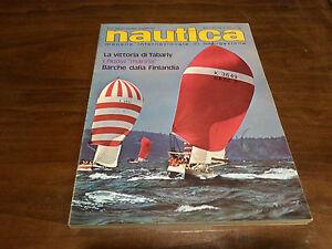Rivista Nautica giornale NAUTICA anno XV  n° 172 Luglio Agosto 1976