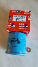 Nissan Note E11 1.6 petrol,Oil filter and genuine sump washer.