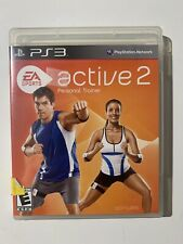 EXCELLENT EA Sports Active 2 Sony Playstation 3, 2010  Software Only NEW OTHER