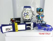 TECHNOMARINE BRITTO AUTHENTIC WORLD CUP SOCCER 2014 BOX SET ITALY 114023E