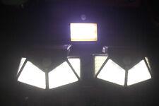 100 LED Solar Motion Sensor Wall Light Outdoor Waterproof