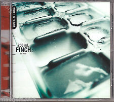 Finch. What it is to burn (2002) CD NUOVO New Beginnings. Letters to You. Awake