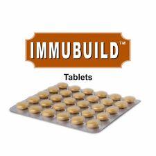 2 X Charak Ayurveda Immubuild Tablet 30 Tab Reduces frequent need of antibiotics