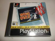 PlayStation 1  PSX  PS1  Wing Over 2  (3) value Series