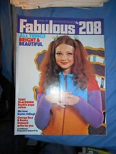 FABULOUS 208 21st August 1971 George Best Donny Osmond Tony Blackburn