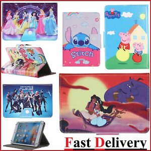 """Children Stand up Kids Case ~Cover for 7"""" 8"""" 9.7"""" 10 inch Tab ~ Any Tablet Model"""