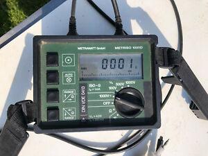 ABB Metrawatt Metriso 1000D Digital Multimeter