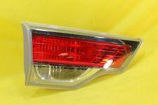 🚴 14 15 16 Toyota Highlander Driver LH Left Inner Tail Light OEM *SPOTS / DEBRI