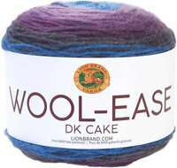 Lion Brand Wool-Ease DK Cakes Winter Solstice 023032034560