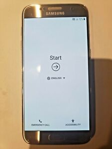 Samsung Galaxy S7 Verizon 32Gb Gold - Same Day Shipping from California