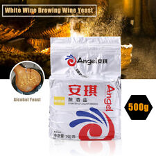 500g Alcohol Yeast Active Dry Yeast Fermentation White Wine Home Brewing Wine