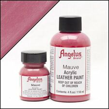 Angelus Arylic Waterproof Paint - 82 Colors - 1oz Bottles - For Leather & Vinyl