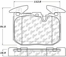 Disc Brake Pad Set-Sedan, F30 Front Stoptech 309.16090