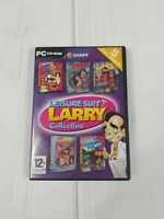 LEISURE SUIT LARRY COLLECTION PC CD ROM GAME 5 Full Games 1987-1993