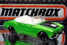 2013 Matchbox Exclusive 1969 Volkswagen Karmann Ghia Convertible Type 14