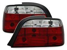 FEUX ARRIERES BMW SERIE 7 E38 740il 740i 750il 735i BLANC ROUGE CRISTAL LOOK M