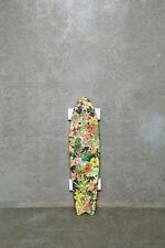 New Globe Graphic Bantam Skateboard In Tropical Msrp: $120