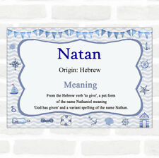 Natan Name Meaning Nautical Certificate