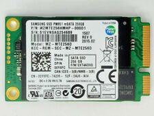 Samsung PM851 256GB mSATA SSD Internal 1.8 inch SATA MZMTE256HMHP Dell PN 00Y6FC