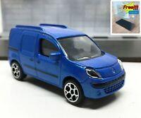 Majorette Renault Kangoo II Express Metallic Blue 1/64 288B Wheel 5Y no Package