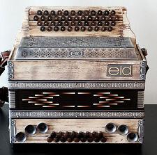 Mieten - Steirische Harmonika < EID > H5 Premium -König Ludwig-  G-C-F-B