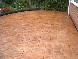 Low slip for block paving and  concrete sealer anti slip additive