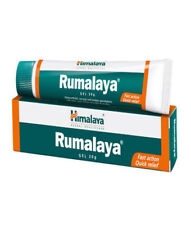 Himalaya Herbals Rumalaya Gel Ointment For joint/muscle pain 30gx1 OR 10gx3