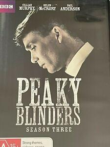 Peaky Blinders Season 3 DVD