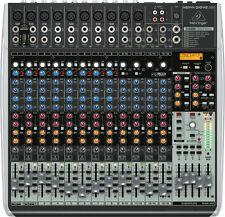 Behringer XENYX QX2442USB 24 Input Mixer